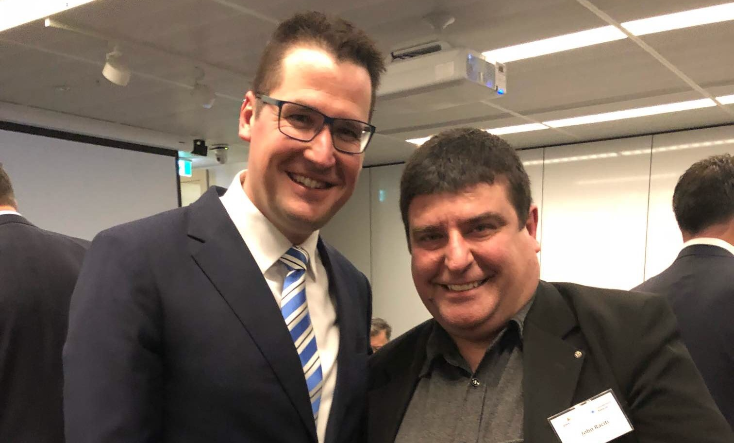 Consensus Software Awards and Consensus Innovation Awards were unveiled at  the 2018 Consensus Awards with Senator the Hon Zed Seselja – UX Design  Sydney
