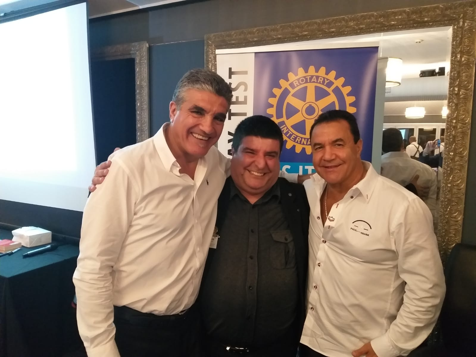 Mario Fenech Jeff Fenech Rotary International State Of Origin NRL John  Raciti FRSA – UX Design Sydney