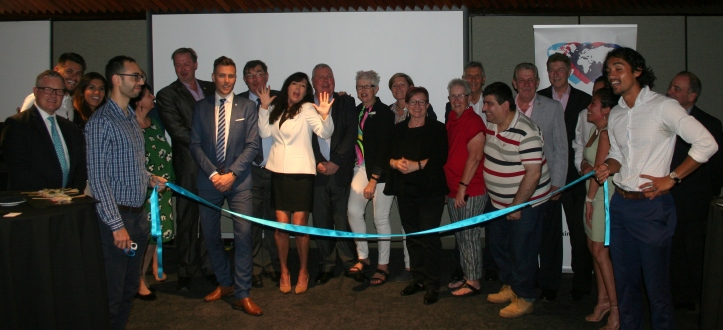 2018 Waterline Challenge Launch